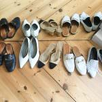 Neutral shoes