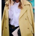Fashion Week Trench